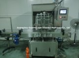 Capping Sealing Line를 가진 자동적인 Rotor Pump Bottle Jam Filling Machine