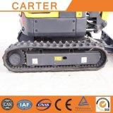 Excavatrice hydraulique de CT16-9dp (avec l'écran) Crawle mini