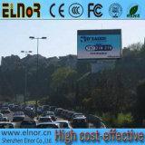 Preço ao ar livre de alta resolução brilhante super do indicador de diodo emissor de luz P10
