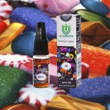 Flüssigkeit/Oberseite des Zuckerwatte-Aroma-E, die verkauft, e-Saft/Saft raucht