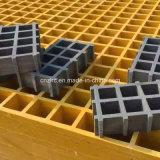 ISO9001 Grating anticorrosivo da fibra de vidro FRP para Palnts químico