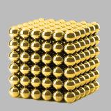 Juguete del neodimio de la bola de Neocube Buckey de 216 granos