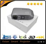 1080P DLP СИД Mini Projector, Lumens 1500