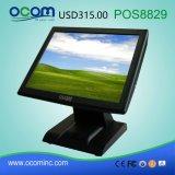 POS8829 15 pouce tout dans une caisse comptable de machine de position d'écran tactile