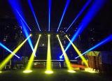 Lumière principale mobile de faisceau du prix usine 5r 200W pour la lumière d'étape