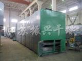 De industriële Droger van de Riem van de Hete Lucht Single-Layer voor de Materialen van Korrels