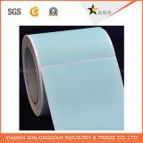 Especialmente Embalaje de regalo etiqueta impresa servicio de impresión de código de barras etiqueta engomada de papel térmico