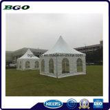Tela incatramata rivestita del PVC del tessuto impermeabile del parasole (1000dx1000d 20X20 650g)