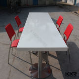 Acrylique Solid Surface Salle Resturant tableau