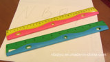 Xf1201 Stainless Steel Ruler con Customized Logo