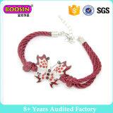 Zoll wuchs Seil-Seeanker-Armband, geknotetes Armbandwristband-Seil-Armband, handgemachte Seesegeln-Seil-Armband-Seil-Schmucksachen ein