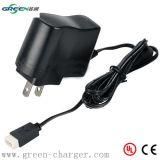 chargeur de batterie de 3.6V 0.8A LiFePO4