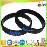 Bracelet coloré de silicones faits sur commande bon marché