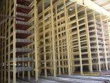 Estructura de acero para la línea completamente automática de la máquina del bloque/del ladrillo/de la pavimentadora
