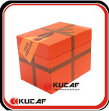 La mejor caja de embalaje cosmética del rectángulo de papel de la venta