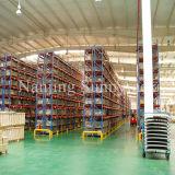 選択的な産業倉庫の鋼鉄記憶パレットラック