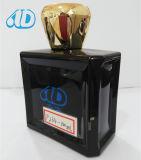 Frasco de perfume de vidro 100ml do animal de estimação quente do quadrado da venda Ad-P234