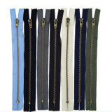 Slider de nylon do Zipper do metal de 3# Ykk