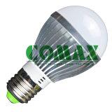 Iluminación ahorro de energía de los bulbos LED de E27 B22 A65 10W 12W LED