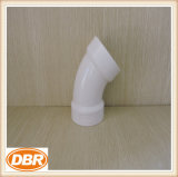 PVC Dwv管付属品3インチ45度の肘
