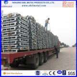 Caixa de arame de aço empilhável com ISO / Ce com preço barato