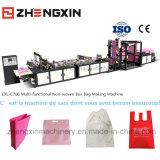 高性能Non-Wovenボックス袋機械Zxl-C700