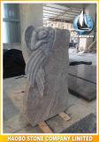 De Grafsteen van het Ontwerp van de Engel van het Graniet van Paradiso