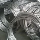 Tubo dell'anello dell'acciaio inossidabile 201 per la bobina del ventilatore