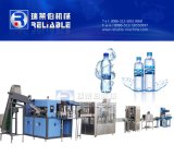 Botella automático del animal doméstico de agua pura mineral Máquina de llenado