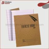 A escola barata B5 esquadrou a fábrica da impressão dos cadernos