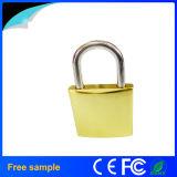 Goldmetallverschluss-Form 8GB USB-Blitz-Laufwerk