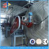 equipamento novo da refinaria de petróleo do farelo de arroz do projeto 4t/D