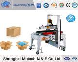Máquina semi automática del cierre de cajas para el lacre del borde del cartón (MF5050AS)