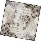 fashion Printed Square Silk 숙녀 스카프 (DS13-01)
