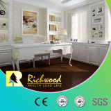 12.3mm E1 HDF Pearl White Oak Laminated Wood Wooden Laminate Flooring