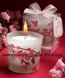 Velas decorativas del masaje como regalo de boda
