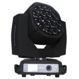 Lautes Summen LED Moving Head Light Wash 19X15W Bee Eye