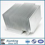 Différent anodiser le radiateur de fonte d'aluminium