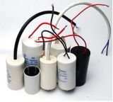 Condensateur du climatiseur Cbb60 (type de fil)