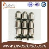 Alta calidad del dígito binario de botón del carburo de tungsteno