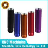 Части 7075-T6 CNC подвергая механической обработке алюминиевые для изготовленный на заказ алюминиевый подвергать механической обработке