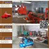 Верхний завод красного кирпича ранга Jkb50 Индии