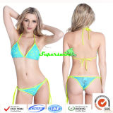 Mulheres Sexy Halter Bikini / Sexy Triângulo Bikini
