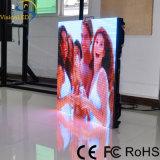 2016 neueste P6.67 Digital, die LED-Bildschirm für Geschäfts-Gebäude bekanntmachen