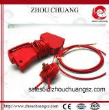 Zc-L01安全2.4lengthグリップのタイプケーブルのロックアウト