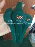 Montre de l'écran tactile de silicium de cadeaux de promotion DEL Digital