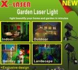 Lumière laser extérieure de jardin de douche de laser d'étoile de nuit du bonheur 2016