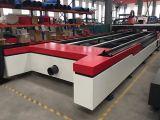 Machine d'inscription de gravure de découpage de laser en métal d'industrie de publicité