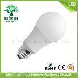 Indicatore luminoso di plastica caldo dell'alluminio LED della lampadina 3W 5W 7W 9W 12W E27 B22 LED del LED