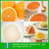 Polvo caliente de la pectina de la fruta cítrica de la exportación de Hacer-en-China